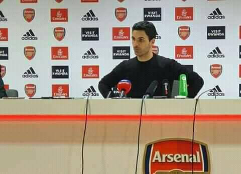 Mikel Arteta's press conference ahead of the Watford game