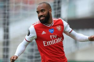Alexandre Lacazette may leave Arsenal this summer