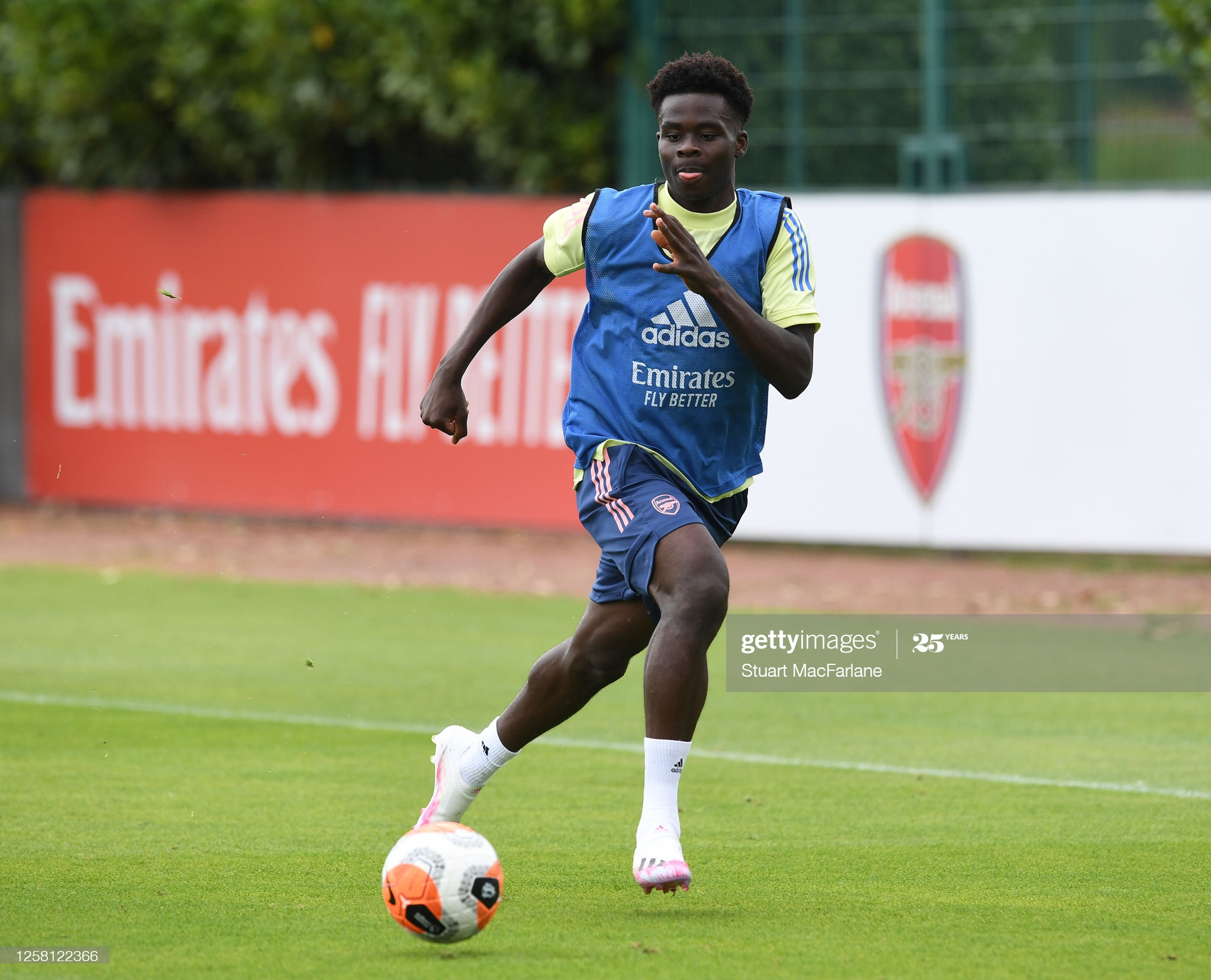 Gareth Southgate to make crucial Bukayo Saka National team decision