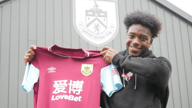 Arsenal talented youngster joins Burnley