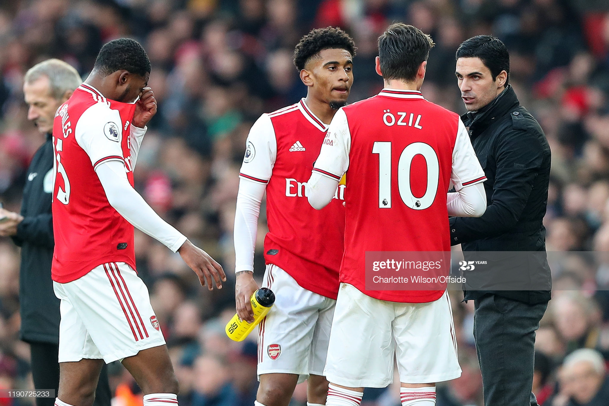 Mikel Arteta makes huge decision on Maitland-Niles and Kieran Tierney future