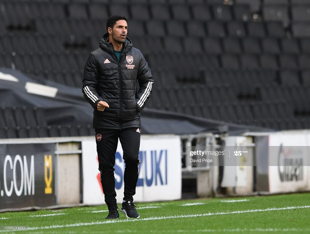 Arteta discloses Arsenal stand in the transfer market after emerging new office as Team manager